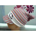 Šátek s kšiltem Hello Kitty 2-4 roky
