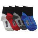 Firetrap Domello Ponožky 4 páry vel.0-18 měs.