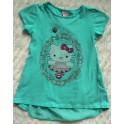 Hello Kitty tričko / šaty vel. 116