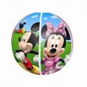 Mickey a Minnie Mouse Míč do vody 51 cm pr.