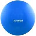 Power System Gym Míč Power Gymball 75 cm modrý