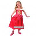 Disney šaty s Růženkou vel.116