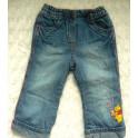 Disney ZATEPLENÉ kalhoty vel.89