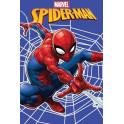 Fleece deka Spiderman 100x150 cm