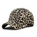 Dámská Letní Kšiltovka Gepardí hnědá 368078