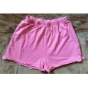 Dívčí bavlněné šortky vel.110 vhodné i jako pyžamo