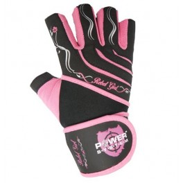 Dámské PROFI fitness rukavice s omotávkou