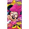 Osuška Disney Minnie Style 70 x 140 cm