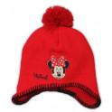 Disney Minnie dívčí čepice Red UNI