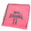 Sportovní vak od Lonsdale 705004 Pink