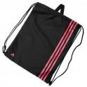 Adidas 3 Stripe Sportovní Vak 703062 Black/Pink