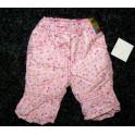 Kojenecké Vyteplené Kalhoty vel.50