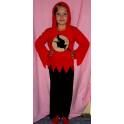 Kostýmek pro děti Čarodějka vel.122-134
